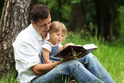 Reading Scripture Together: Children and the Bible